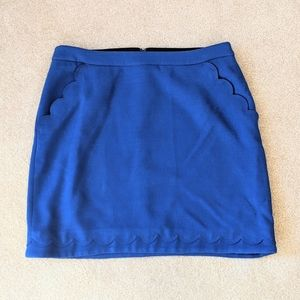 Banana Republic Mini skirt size 4
